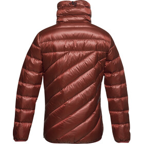 Y by Nordisk Misi Anorak Plumas Mujer, cranberry red